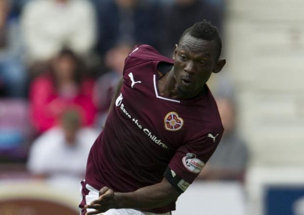 Hearts Coach Backs Oshaniwa to Shine