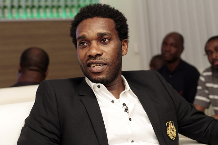 Okocha Hails 'Too Hot' Tottenham, Predicts Tough Title Race