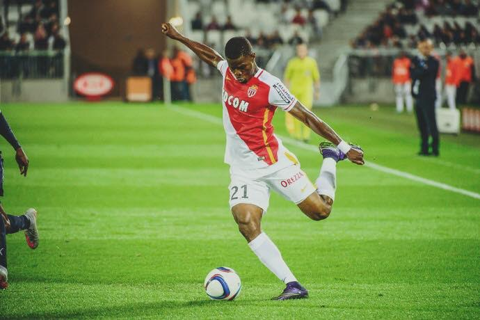 Echiejile Out Of Monaco Vs Ajaccio Over Injury