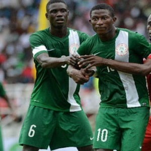 U-23 Eagles' Usman, Yaro Hit Home Eagles Camp