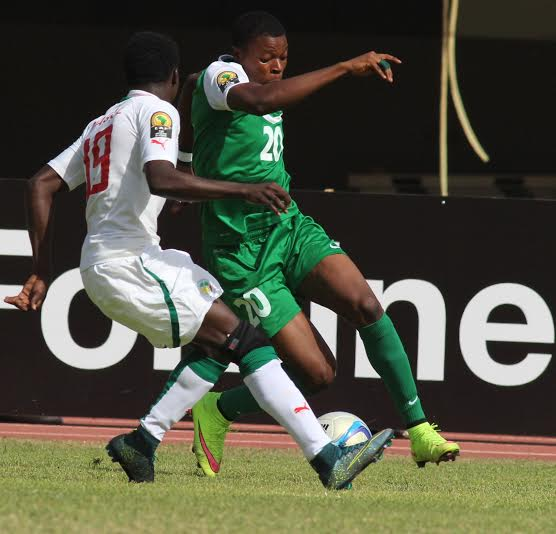"U-23 AFCON: Dropped Sokari Backs Nigeria In ""War"" Against Algeria"