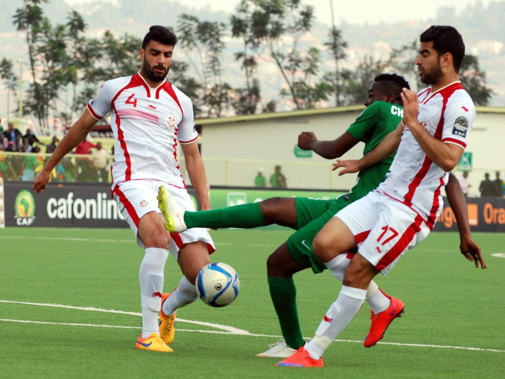 CHAN: Chikatara, Akaichi Strike As Nigeria, Tunisia Draw