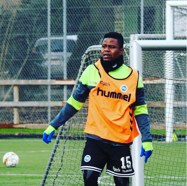 "Odense Coach, Director: Izunna Is A ""Clever"", ""Skillful"" Player"
