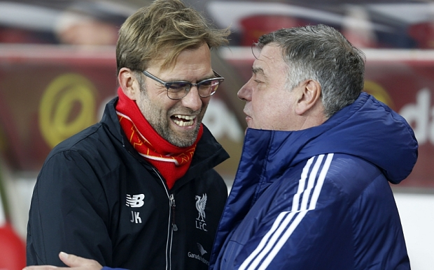Klopp Appalled By Allardyce's Liverpool Talks