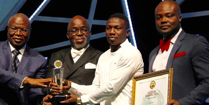 Etebo Delighted With Glo-CAF Award, Plots Euro Move