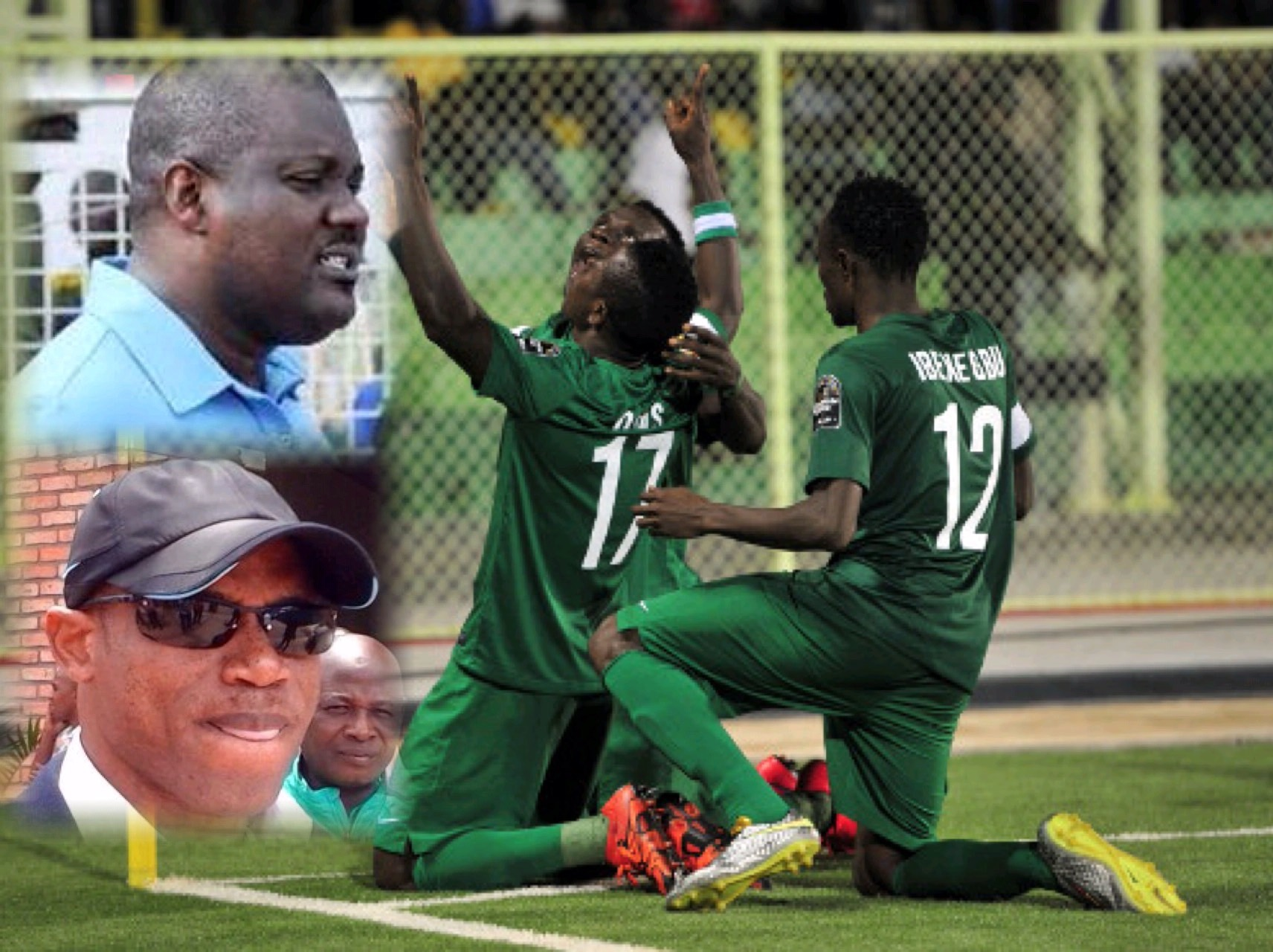 Green: Oliseh Learnt From CHAN Failure,  Focusing On Egypt