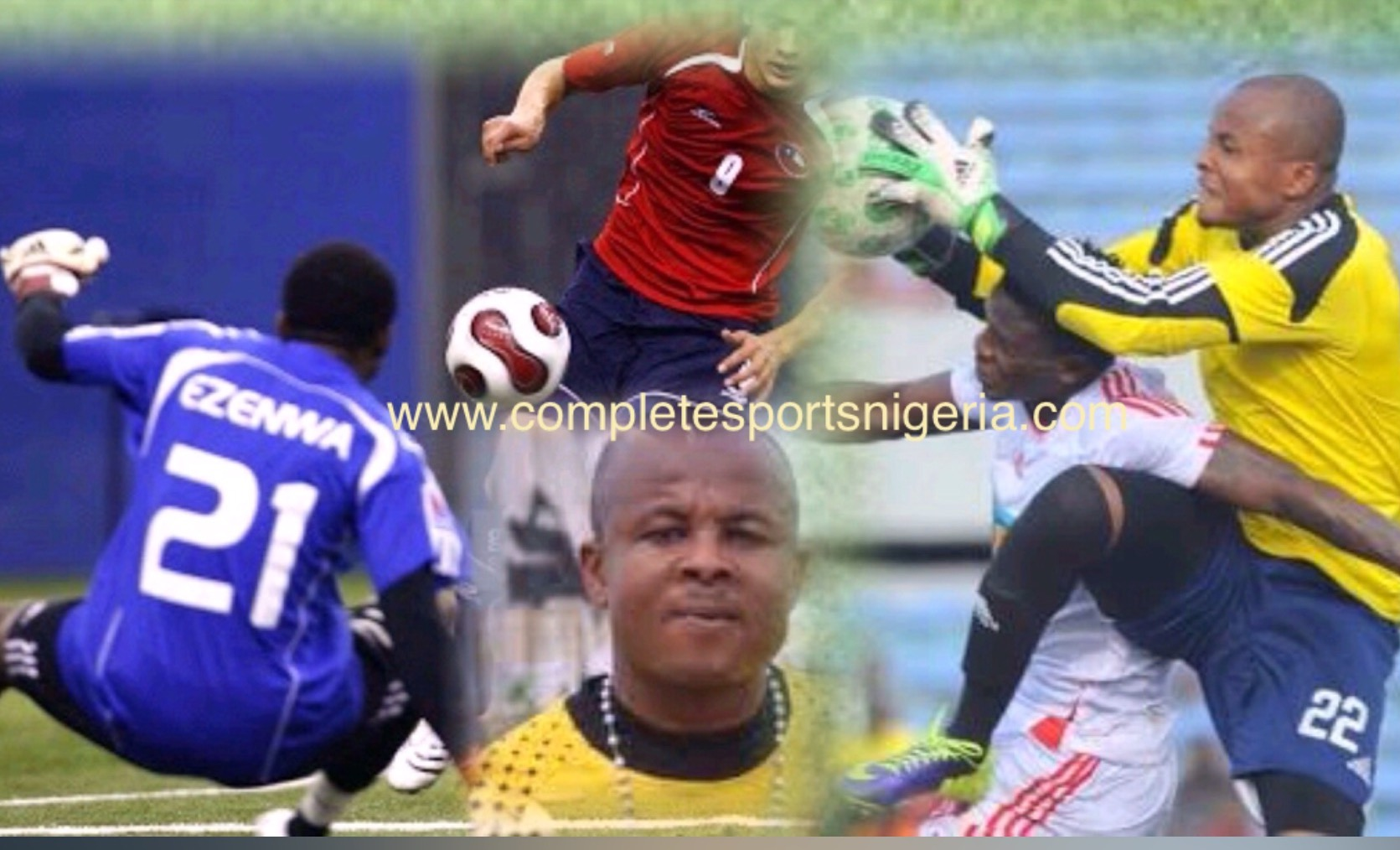Ezenwa: I Will Be Super Eagles Number One Soon