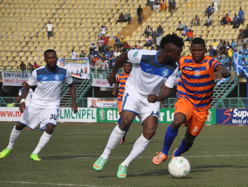 Nigerian clubs get Champions League, Confederations cup preliminary round opponent