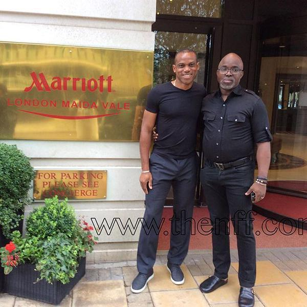 Pinnick: NFF Will Ensure Super Eagles Qualify For AFCON