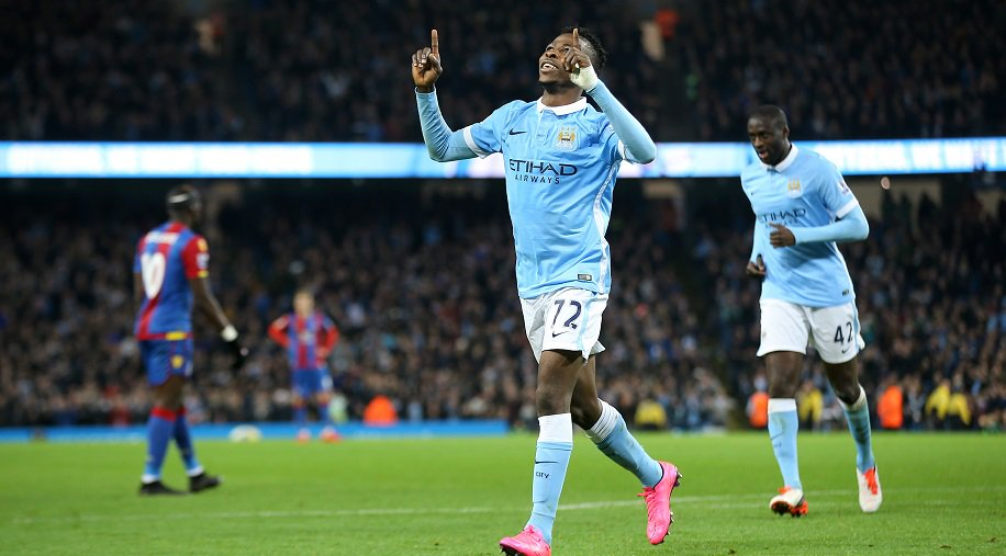 Iheanacho Beats Ighalo To Complete Sports Player Of The Month