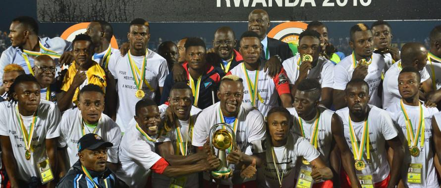 DR Congo Are Two-Time CHAN Champions, Thrash Mali 3-0 In The Final