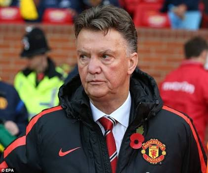 Van Gaal: United Will Delay Leicester Title Party
