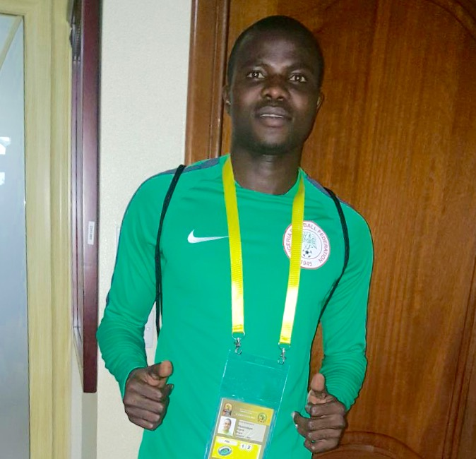 Obaroakpo: Home Eagles Were Unlucky At 2016 CHAN