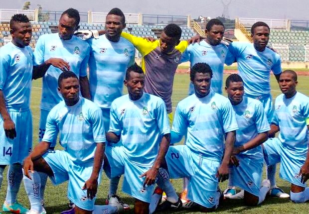 CAF Confed. Cup: Nasarawa United Boss Confident Against General Foot