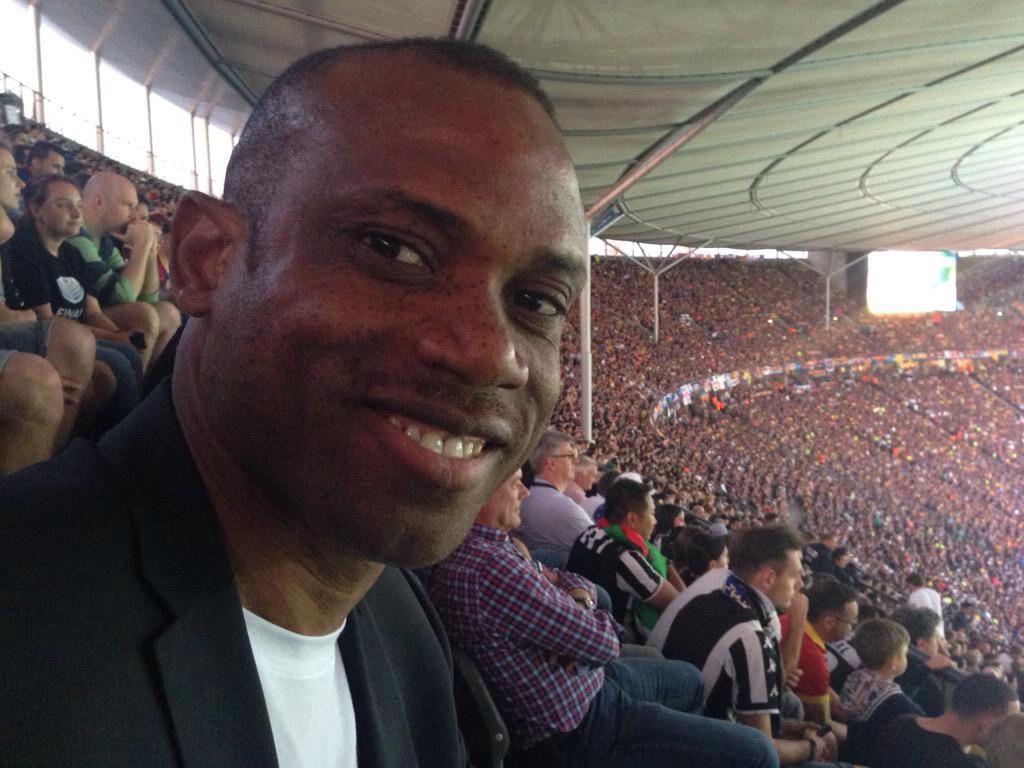 Oliseh: I Made Sacrifices For Dream Team To Win Atlanta '96 Gold