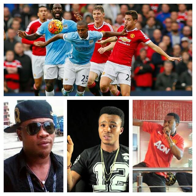 MANCHESTER WAR! African China, Humble Smith Tip City, Ruggedman Backs United