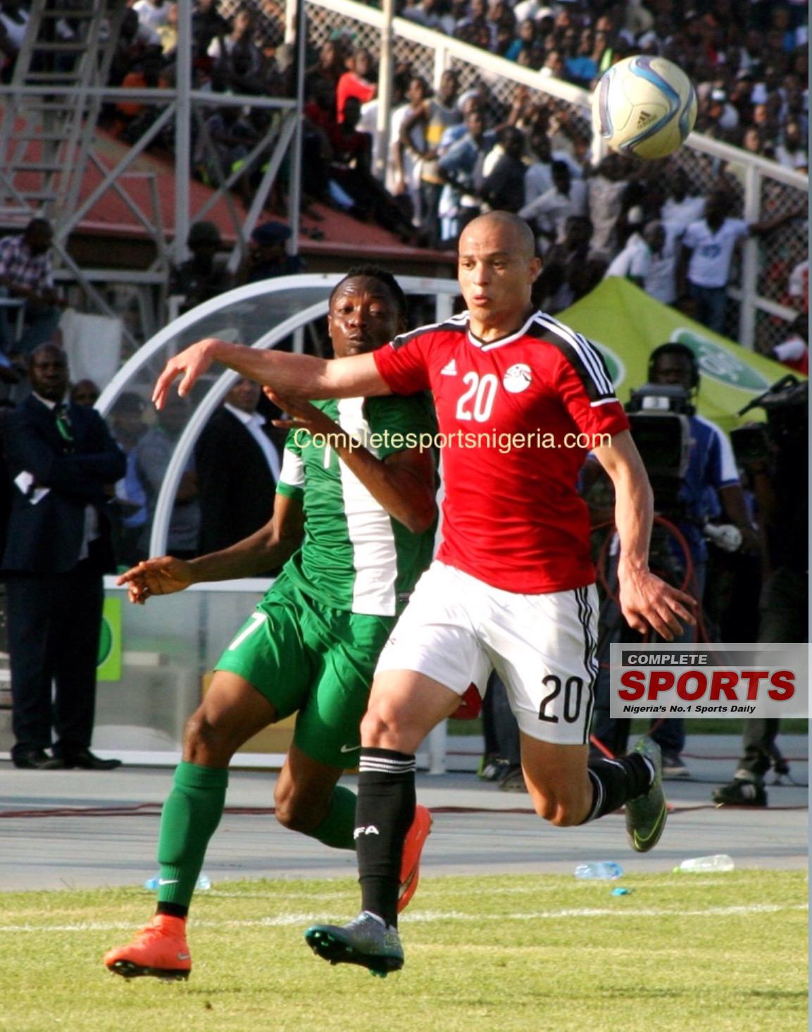 EGYPT 1-0 NIGERIA: How Super Eagles Rated Vs Pharaohs