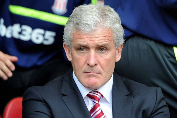 Hughes Frustrated By Stoke Injuries, Reveals Bony's China Clause