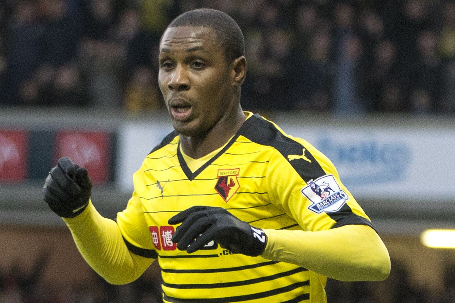Ighalo Excited Ahead Wembley Stadium FA Cup Action