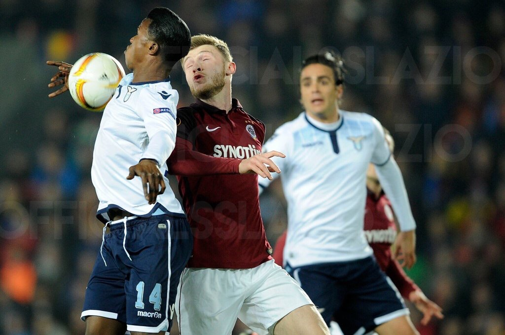 Onazi Missing As Sparta, Lazio End Europa Clash In Stalemate