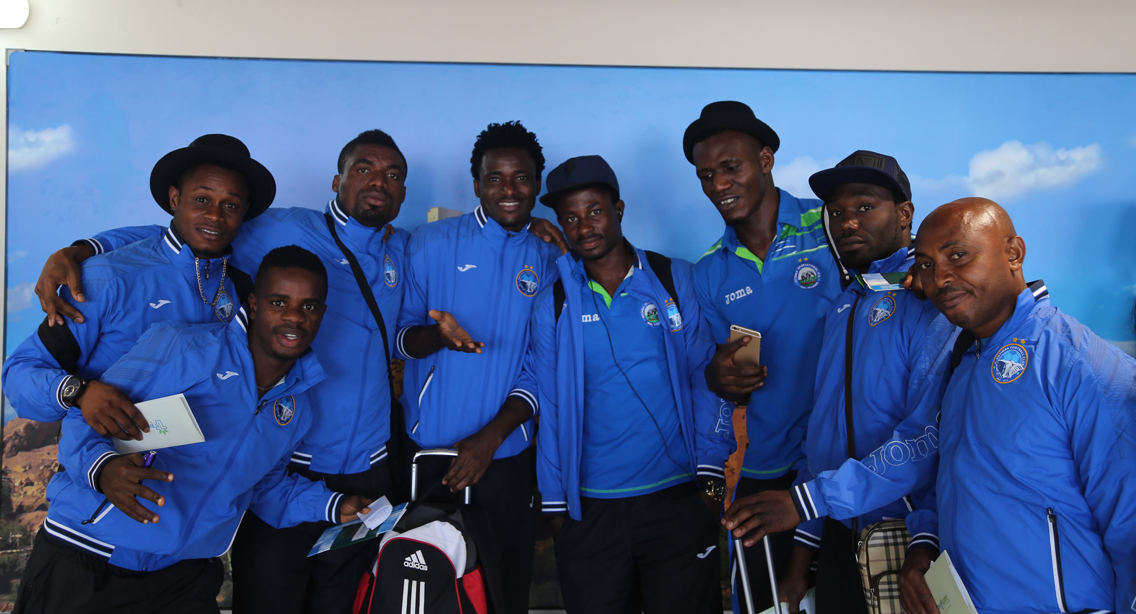 Enyimba Return From Tunisia, Each Player Promised N100k Bonus
