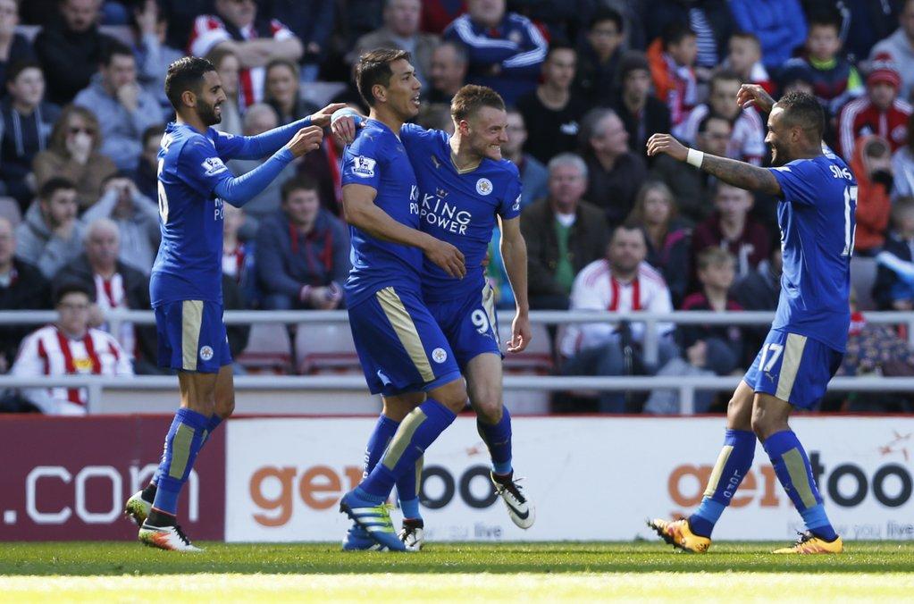 Leicester Overcome Sunderland, Open 10-Point EPL Gap