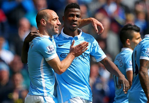 Iheanacho Hits Brace, Named MOTM As City Thrash Stoke