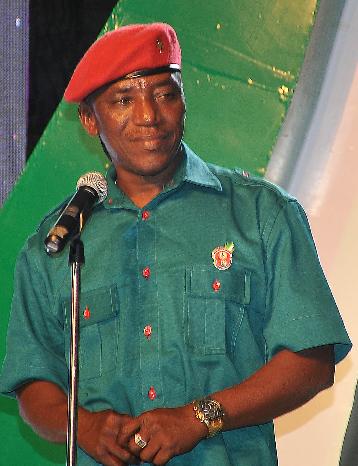 Dalung Worried By NFF Crisis, Orders Ceasefire