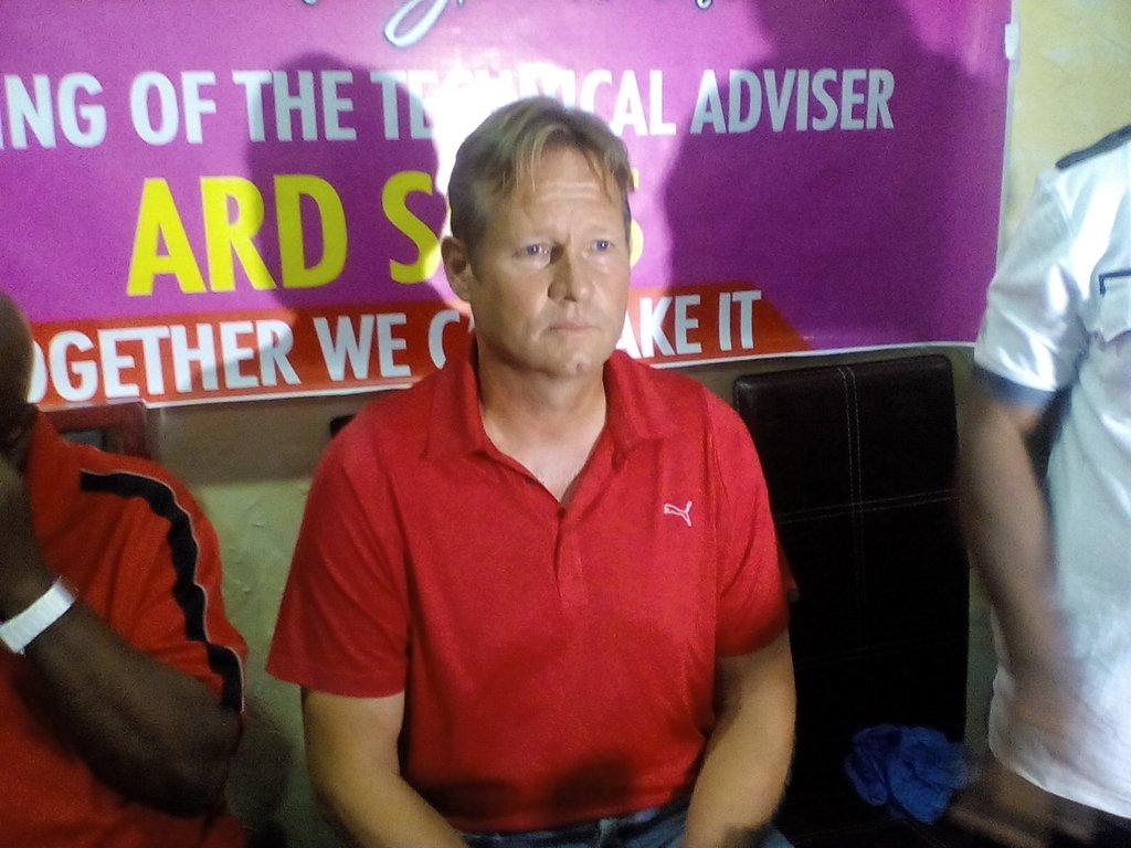 """Warri Wolves Coach Sluis Hails """"Excellent"""" Win Over 3SC"""