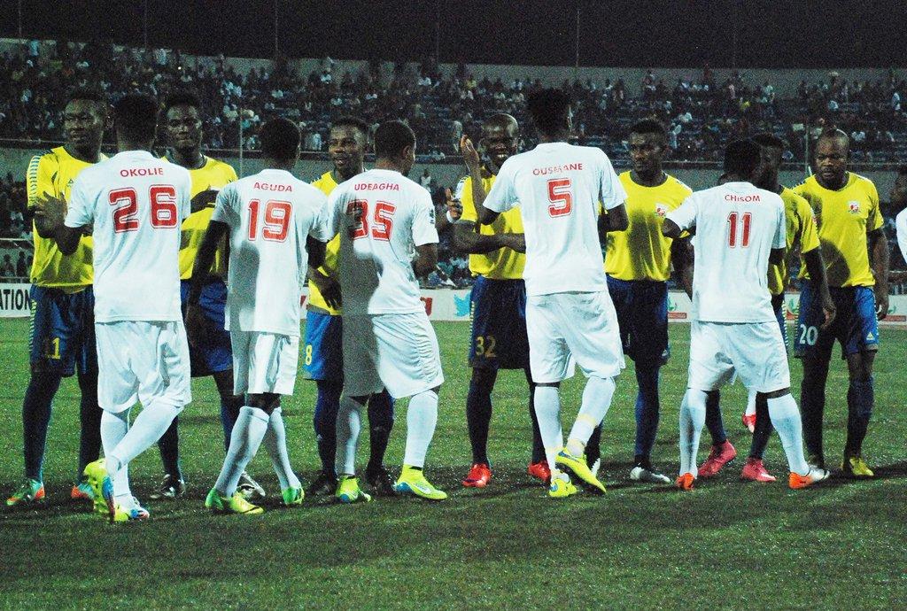 NPFL: Heartland Hold Rangers Under Enugu Floodlights