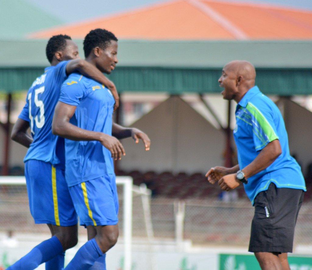 NPFL: Enyimba Beat Nasarawa, Extend Unbeaten Run