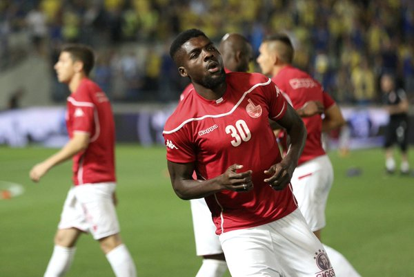 Ogu: I'll Give My Best For Nigeria's Russia 2018 Ticket