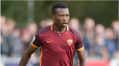 Roma's Nigerian Youngster Out For Six Months After Knee Surgery