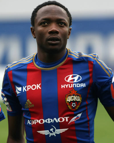 CSKA Director Hints At Leicester Interest In Musa