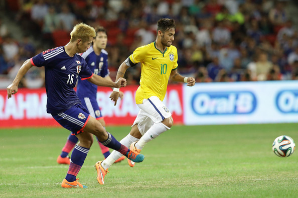 Japan Star Defender Eager To Face Nigeria In Rio
