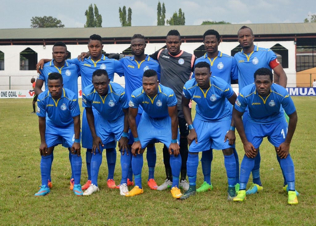 Enyimba Off To South Africa On Sunday For Sundowns Clash