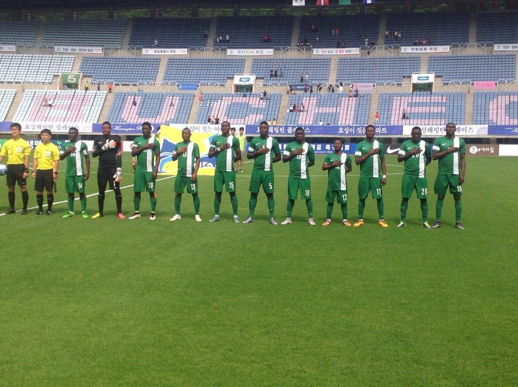 Sweden Face South Korea In Friendly Ahead Clash Vs U-23 Eagles