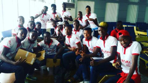 Tikitaka Academy Off To Sweden For Gothia Cup