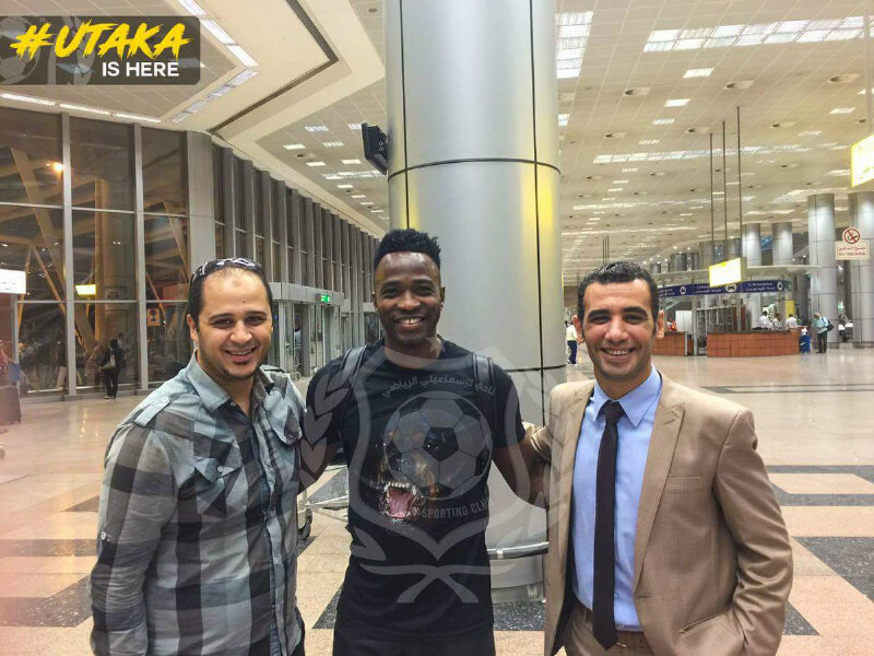 Utaka Eyes Trophies After Sealing Ismaily Return