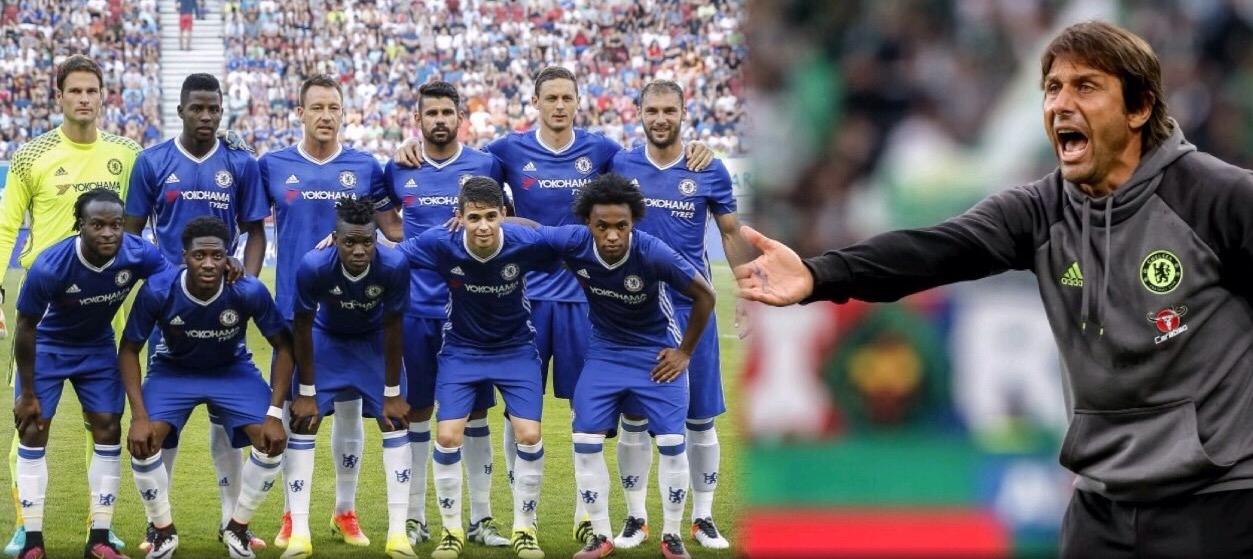 Moses Shines Again, Mikel Subbed As Conte Grabs First Chelsea Win
