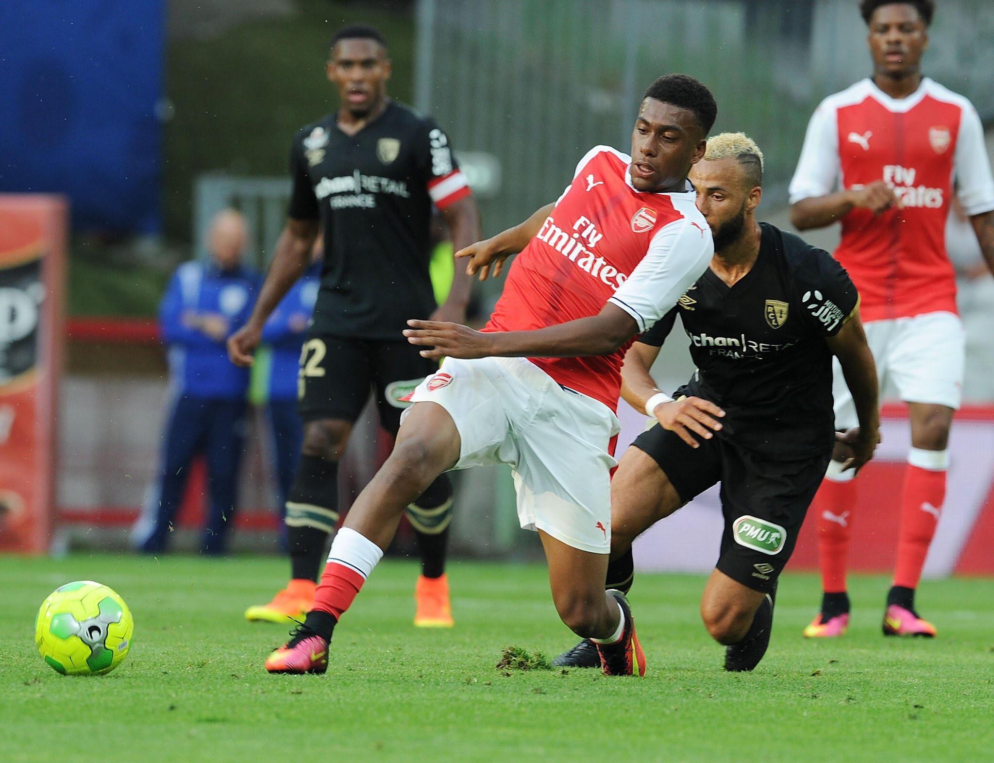Iwobi Targets More Playing Time, Goals At Arsenal
