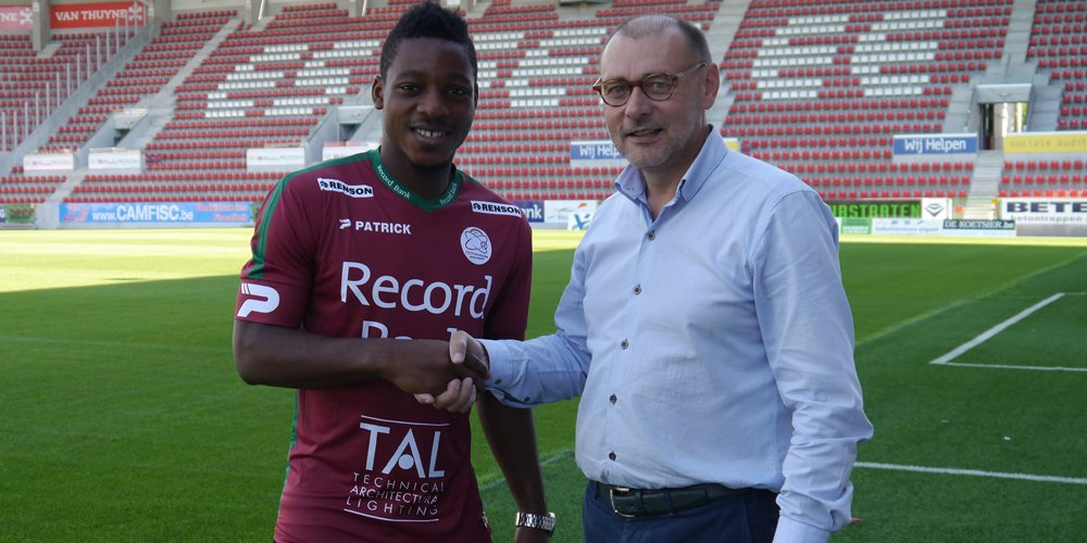 Kingsley Madu Joins Zulte-Waregem From Trencin