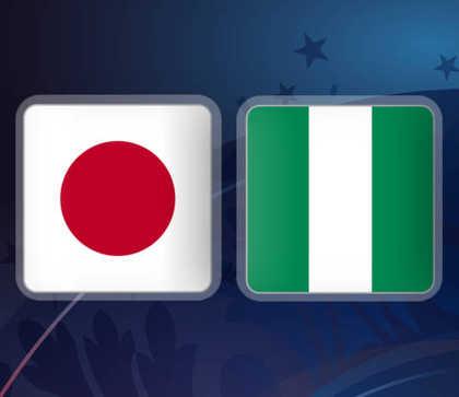 Live: Nigeria vs Japan(RIO 2016 OLYMPIC GAMES)