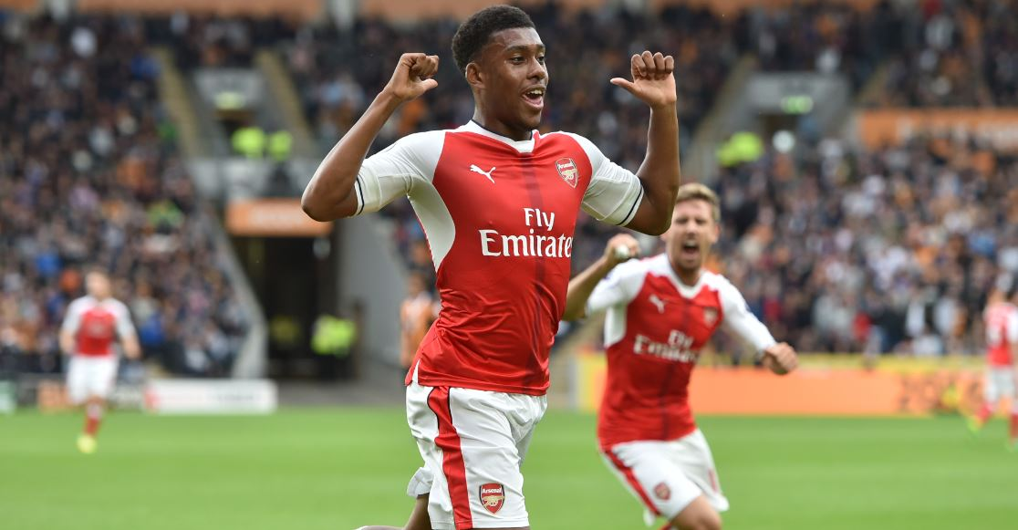 Wenger Backs Iwobi To Go Places With His Talent, Humility