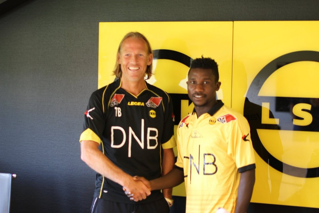 Ifeanyi Matthew Gets Work Permit, Set For Lillestrom Debut