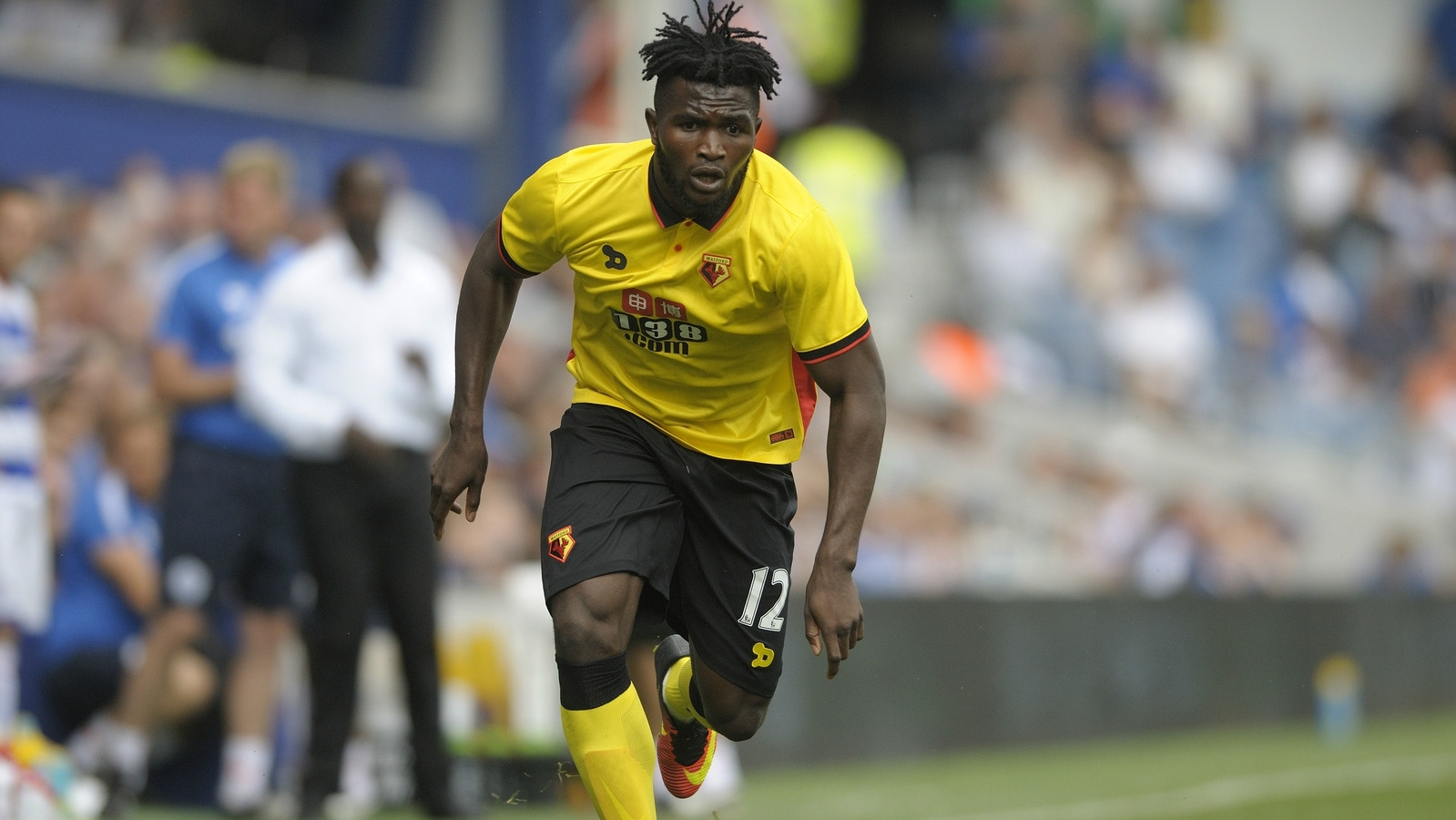 Success Injured, Doubtful For Watford Vs Swansea; Mazzarri Praises Ighalo Attitude