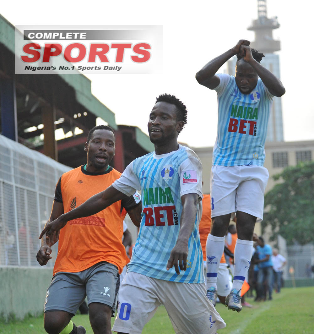 NPFL: 3SC Shoot Down Rangers As Rivers United Go Top