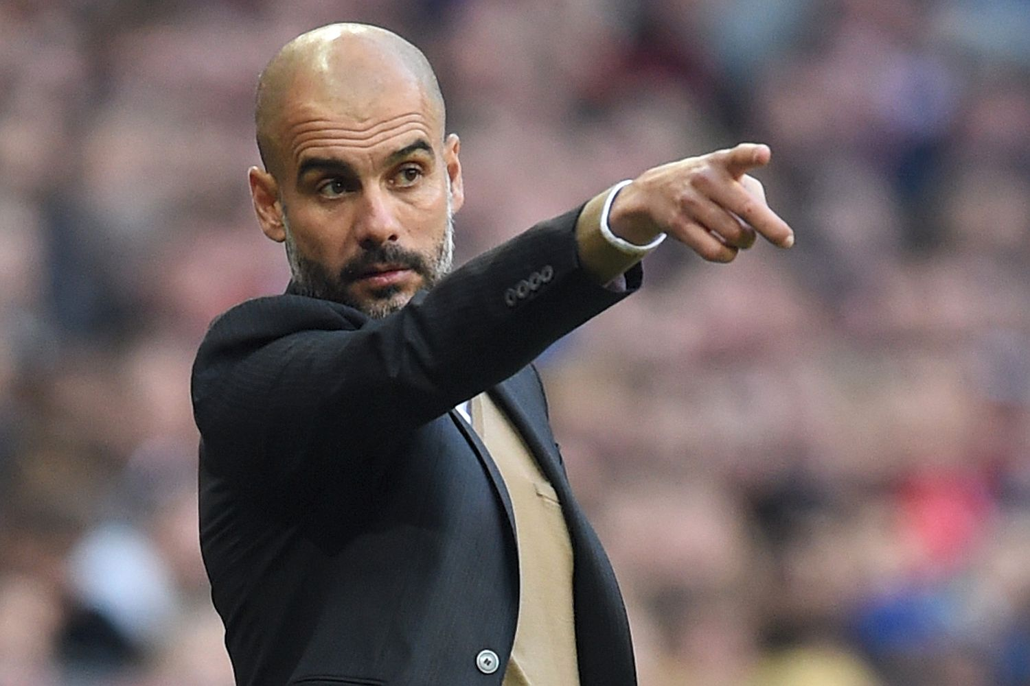 Guardiola Thumbs Up City's 'High Level Display' Vs Monchengladbach