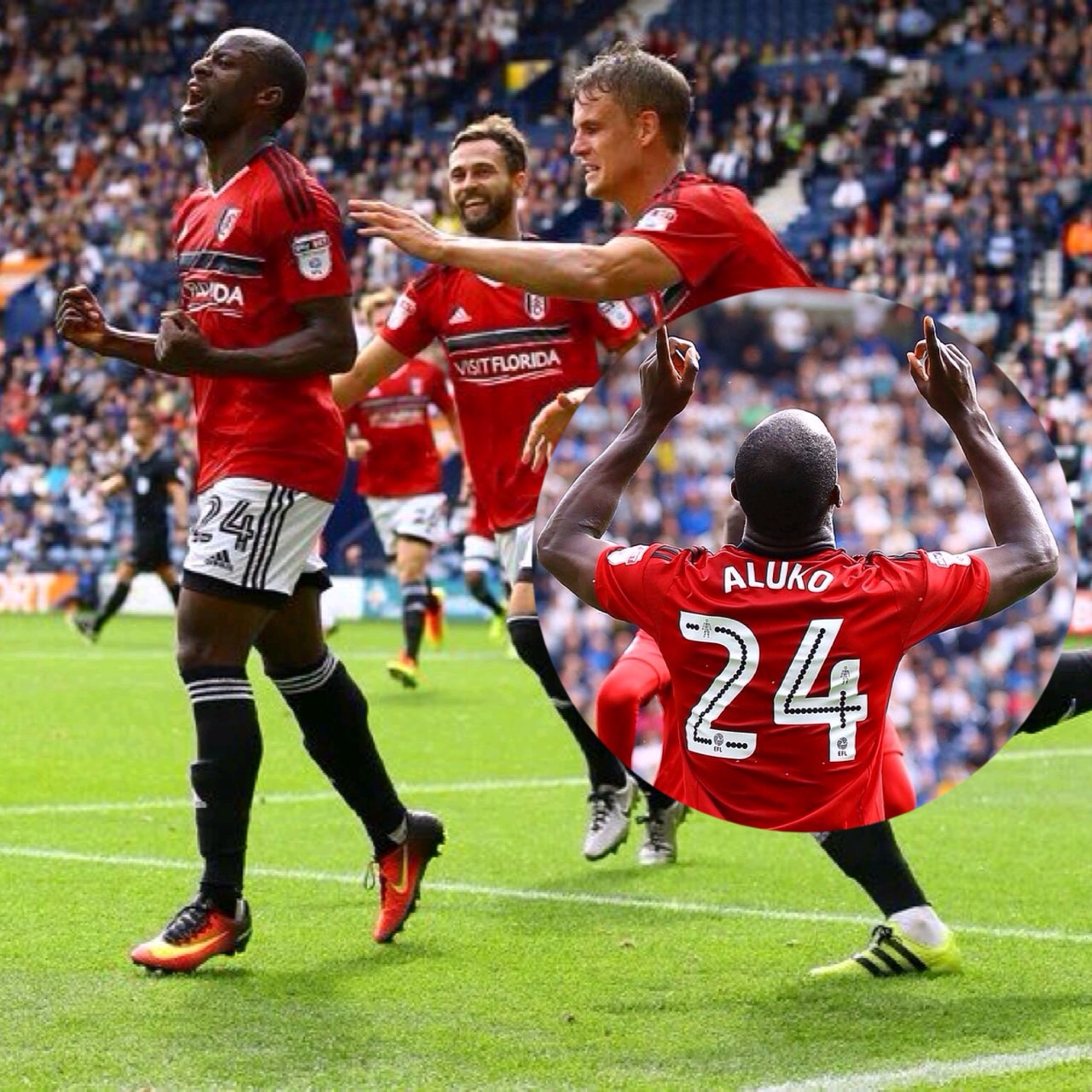 Aluko Targets Away Win With Fulham Vs Wigan