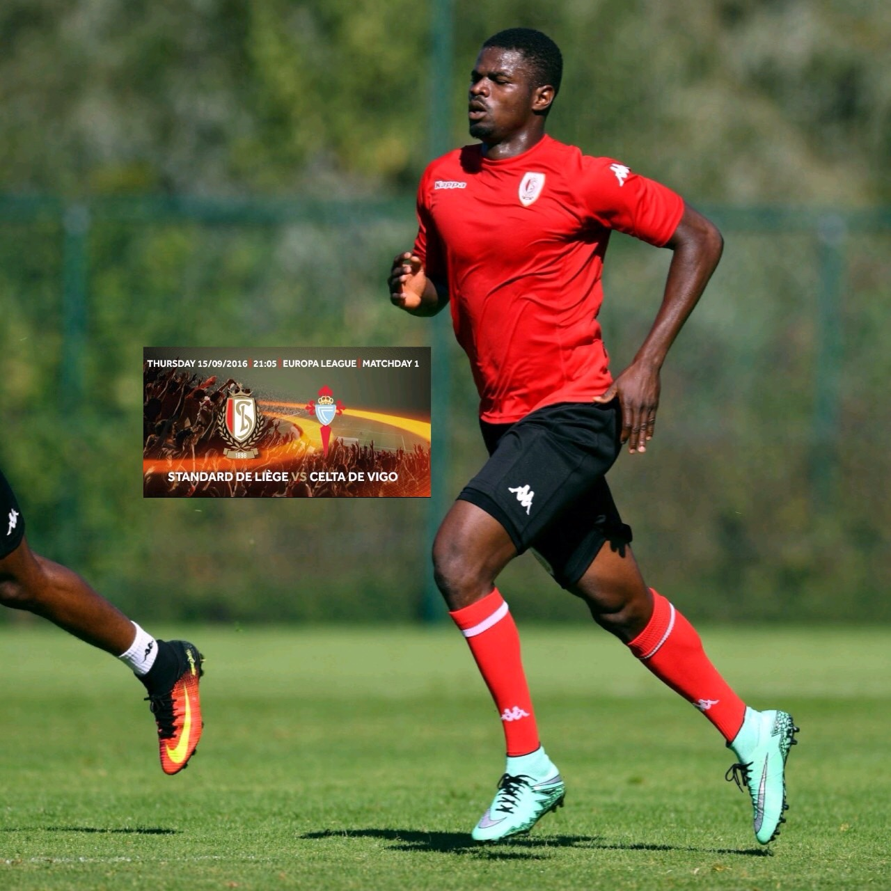 Europa League: Echiejile Set For Standard Liege Debut Vs Celta Vigo